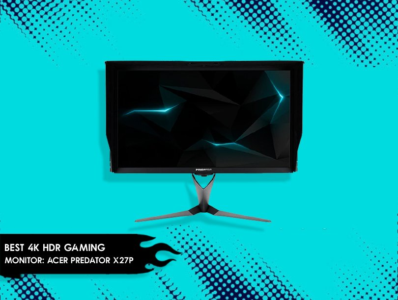 What Are The Best 4k IPS Monitors For Xbox One X