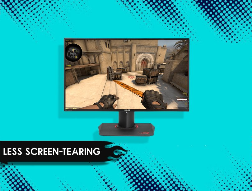 why is a 144hz monitor the best for cs: go