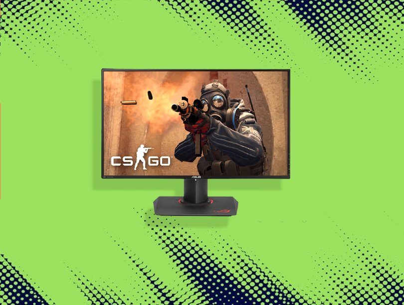 Why 144hz monitor is best for cs-go