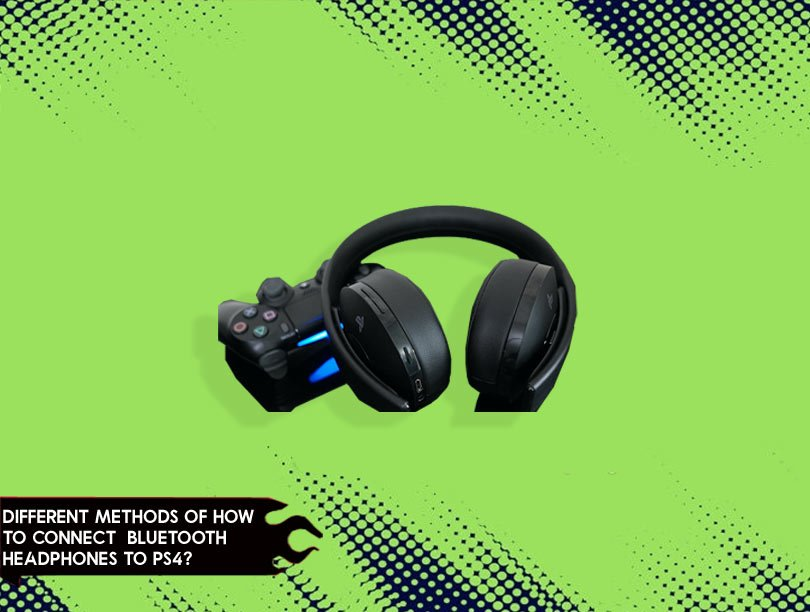 How To Connect Bluetooth Headphones To PS4