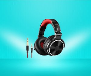 OneOdio Wired Headphones for Studio Monitor with 50mm drivers